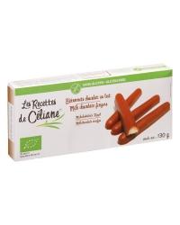 Bâtonnets au Chocolat au Lait