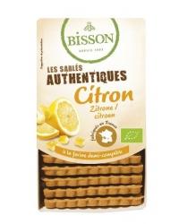 Biscuits Sablés au Citron
