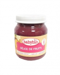 Pt pot délice de fruits 130g