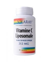 Vitamine c liposomale 60caps