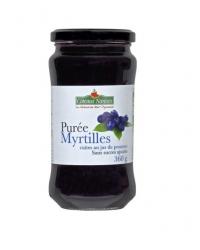 Purée de Myrtilles