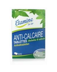Tablettes Anti-Calcaire Linge