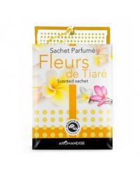 Sachet Parfumé Fleur de Tiaré