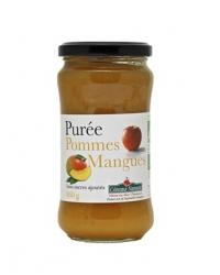 Purée pommes mangues 360g