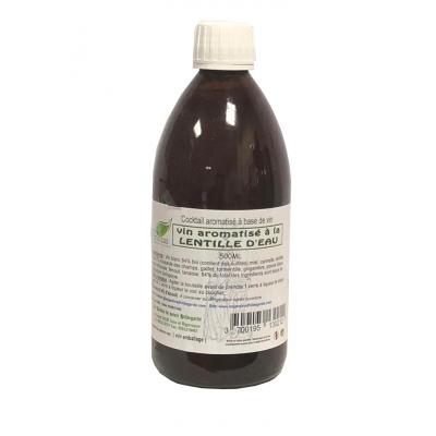 Elixir de lentille d'eau 500ml