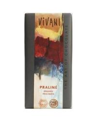 Chocolat praliné nougat vivani 100g