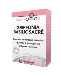 Griffonia basilic sacré duo 60comp