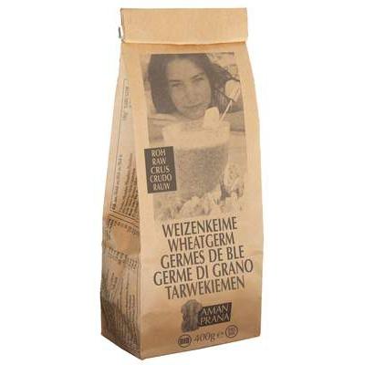 Germes de blé crus 400g