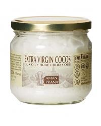 Huile Vierge de Coco
