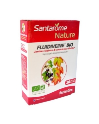 Duo fluidiveine 20 ampx10ml