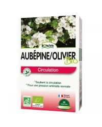 Aubepine-olivier, circulation 20amp