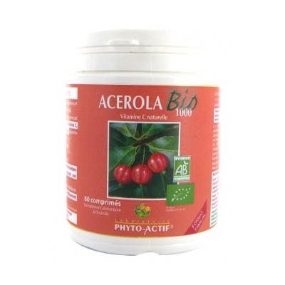 Acérola 1000 Phyto-Actif