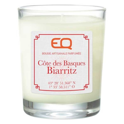 Bougie Parfumée Biarritz