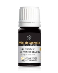 Huile Essentielle de Manuka Sauvage