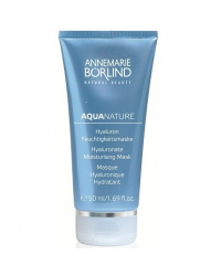 Aquanature masque hyaluronique hydratant 50ml