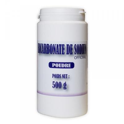 Bicarbonate de sodium gph 500g