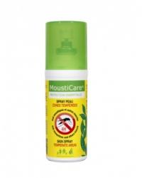Spray Peau Anti-Moustiques Zones Tempérées