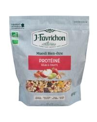 Muesli Proteiné Soja et Fruits
