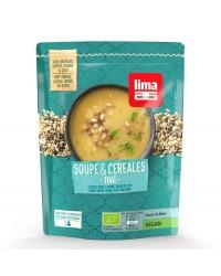 Soupe & Céréales Thaï