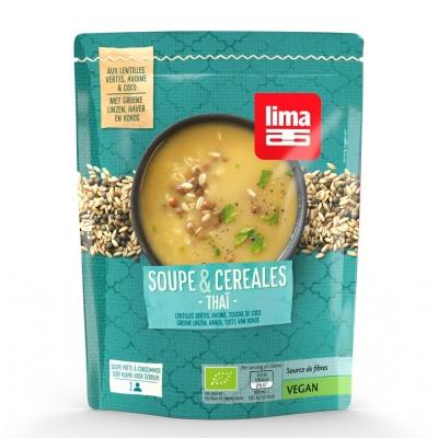 Soupe & céréales thaï 500ml