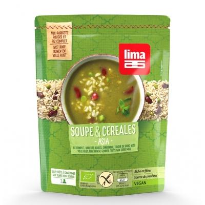 Soupe & céréales asia 500ml