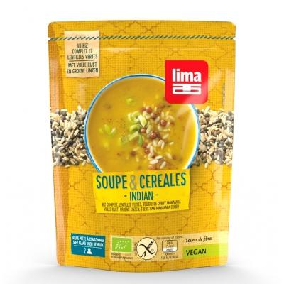 Soupe & céréales indian 500ml