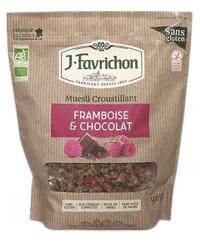 Muesli Croustillant Chocolat Framboise