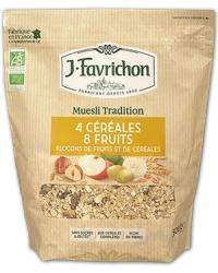 Muesli 4 Céréales & 8 Fruits