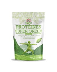 Protéines Super Green 250g