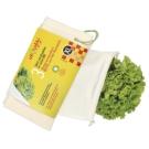 Sacs en Coton Bio pour Fruits & Légumes, Taille XL