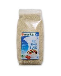 Markal - Riz Rond Blanc
