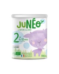 Préparation Infantile Chèvre 2e Age