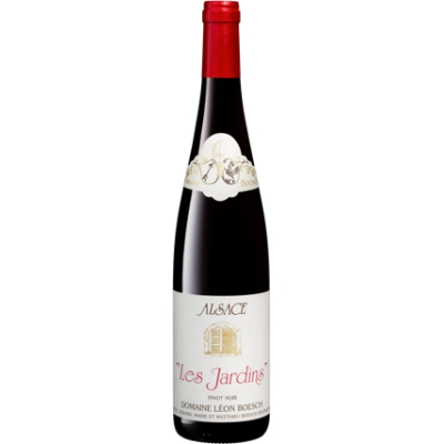 Pinot Noir d'Alsace, les Jardins