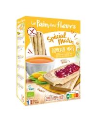 Tartines Craquantes Douceur Maïs