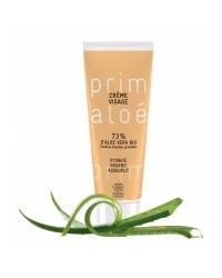 Crème Visage Prim'Aloé 73%