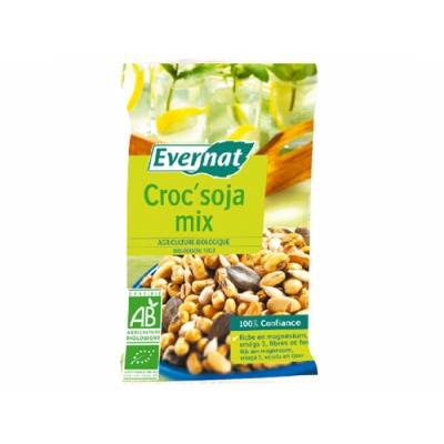Croc soja mix evernat 55g