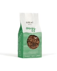 Granolas Gr'eat Energy