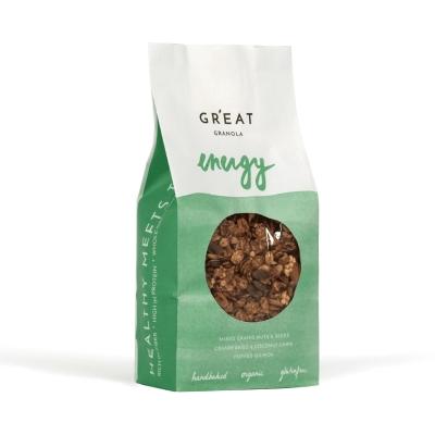 Granolas Gr'eat Energy