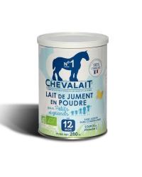 Boite de poudre lait de jument 280g