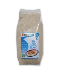 Markal - Riz Long Blanc