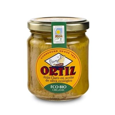 Thon Albacore à l'Huile d'Olive Bio