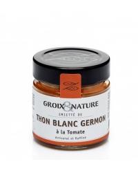 Emiettés de Thon Blanc Germon à la Tomate