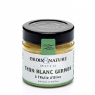 Emiettés de Thon Blanc Germon à l'Huile d'Olive
