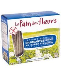 Le Pain des Fleurs - Tartines Craquantes au Sarrasin 150g