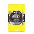 Sardines Huile d'Olive et Citron Bio