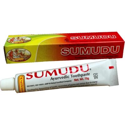 Sumudu, Dentifrice Ayurvédique