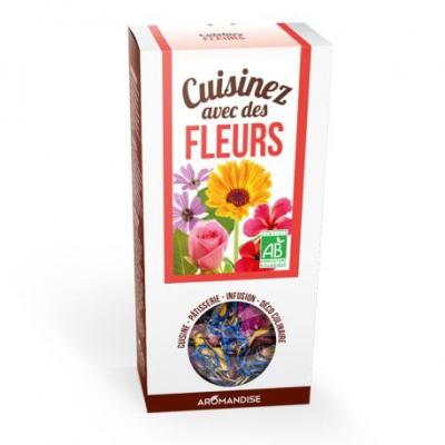 Mix Soleil, Cuisinez avec des Fleurs