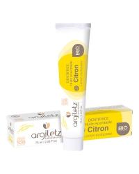 Dentifrice Bio Citron