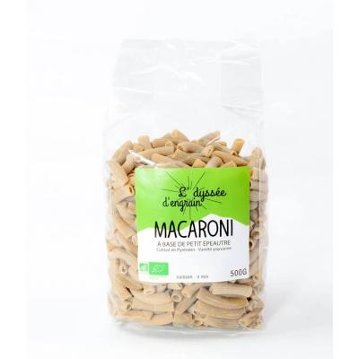 Macaroni de Petit Epeautre