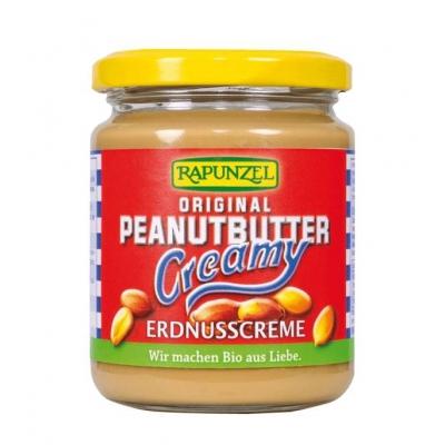 Beurre de cacahuètes à l'américaine creamy 250g